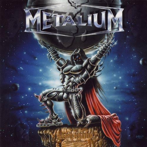 Metalium - Hero Nation - Chapter Three