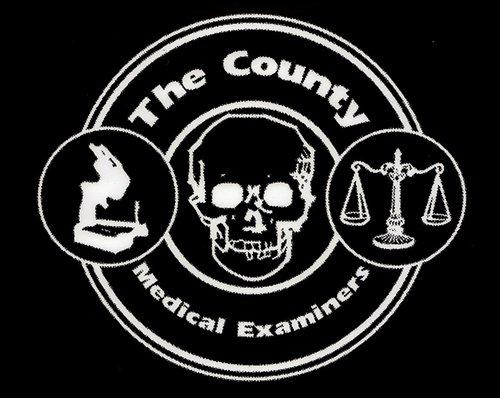 The County Medical Examiners - Logo