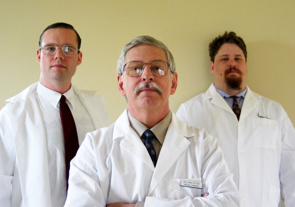 The County Medical Examiners - Photo