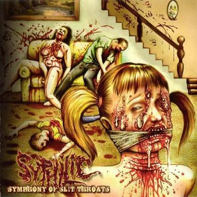 Syphilic - Symphony of Slit Throats