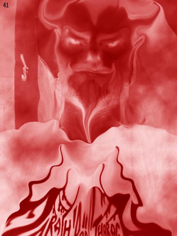 Zarach 'Baal' Tharagh - Demo 72 - Burn in Hell