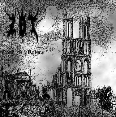 Zarach 'Baal' Tharagh - Demo 78 - Ruines