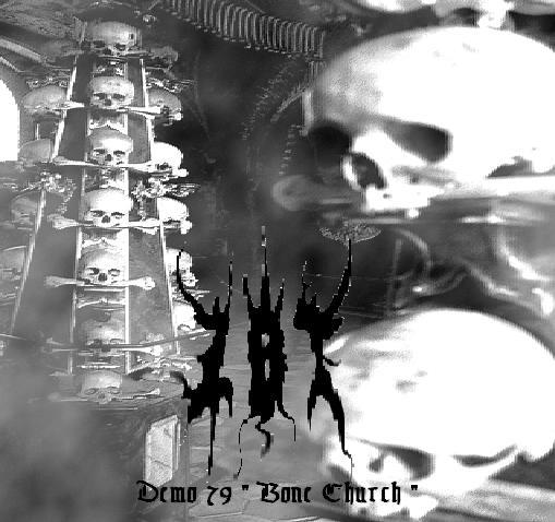 Zarach 'Baal' Tharagh - Demo 79 - Bones Church