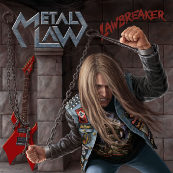 Metal Law - Lawbreaker