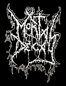 Mortal Decay - Logo