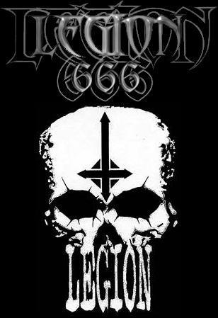Legion666 - Logo