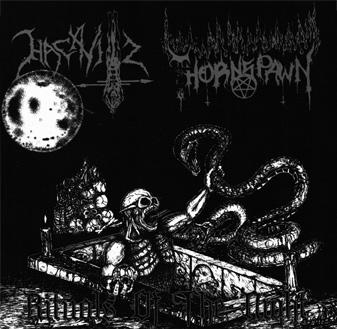Thornspawn / Hacavitz - Rituals of the Night