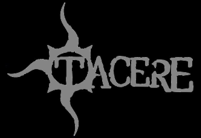 Tacere - Logo