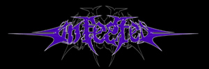 Infested - Logo
