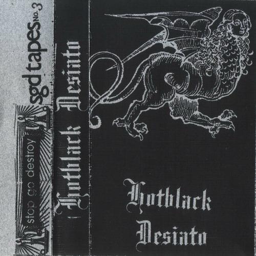 Hotblack Desiato - Hotblack Desiato a.k.a. Black Tape