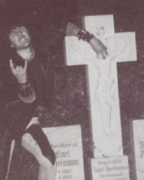 "Uli ""Angel of Death"" Hildenbrand"