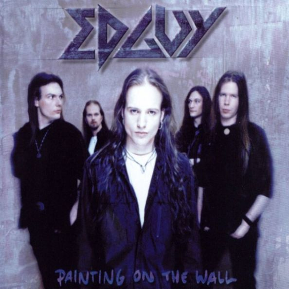 Edguy - Painting on the Wall