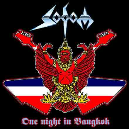 Sodom - One Night in Bangkok