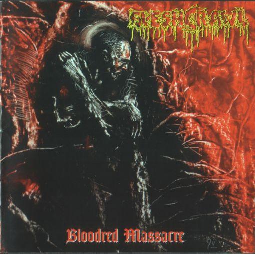 Fleshcrawl - Bloodred Massacre