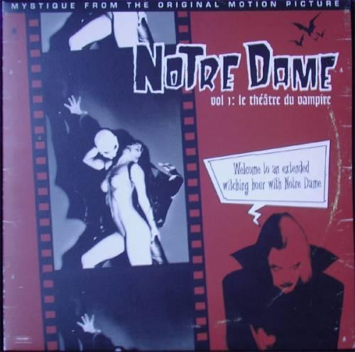 Notre Dame - Vol. 1: Le théâtre du vampire