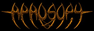 Aprosopy - Logo