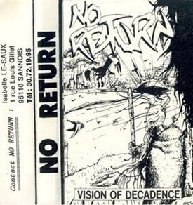 No Return - Vision of Decadence