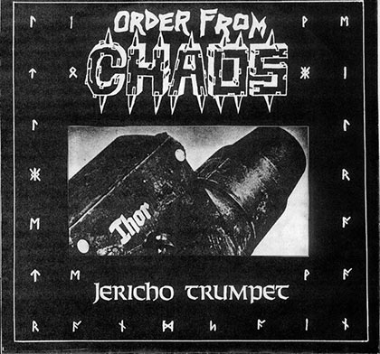 Order from Chaos - Jericho Trumpet