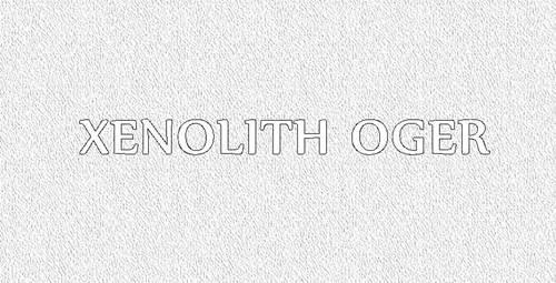 Xenolith Oger - Rehearsal