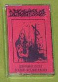 Disforterror - Promo 2007 Anno Bastardi