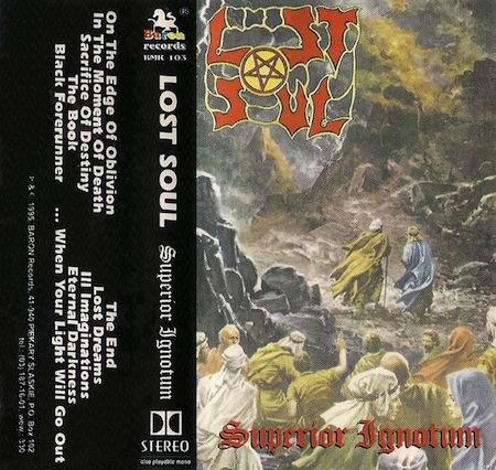 Lost Soul - Superior Ignotum
