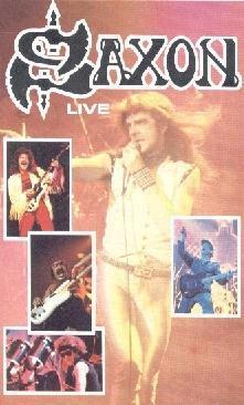 Saxon - Live
