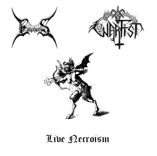 Empheris / Warfist - Live Necroism