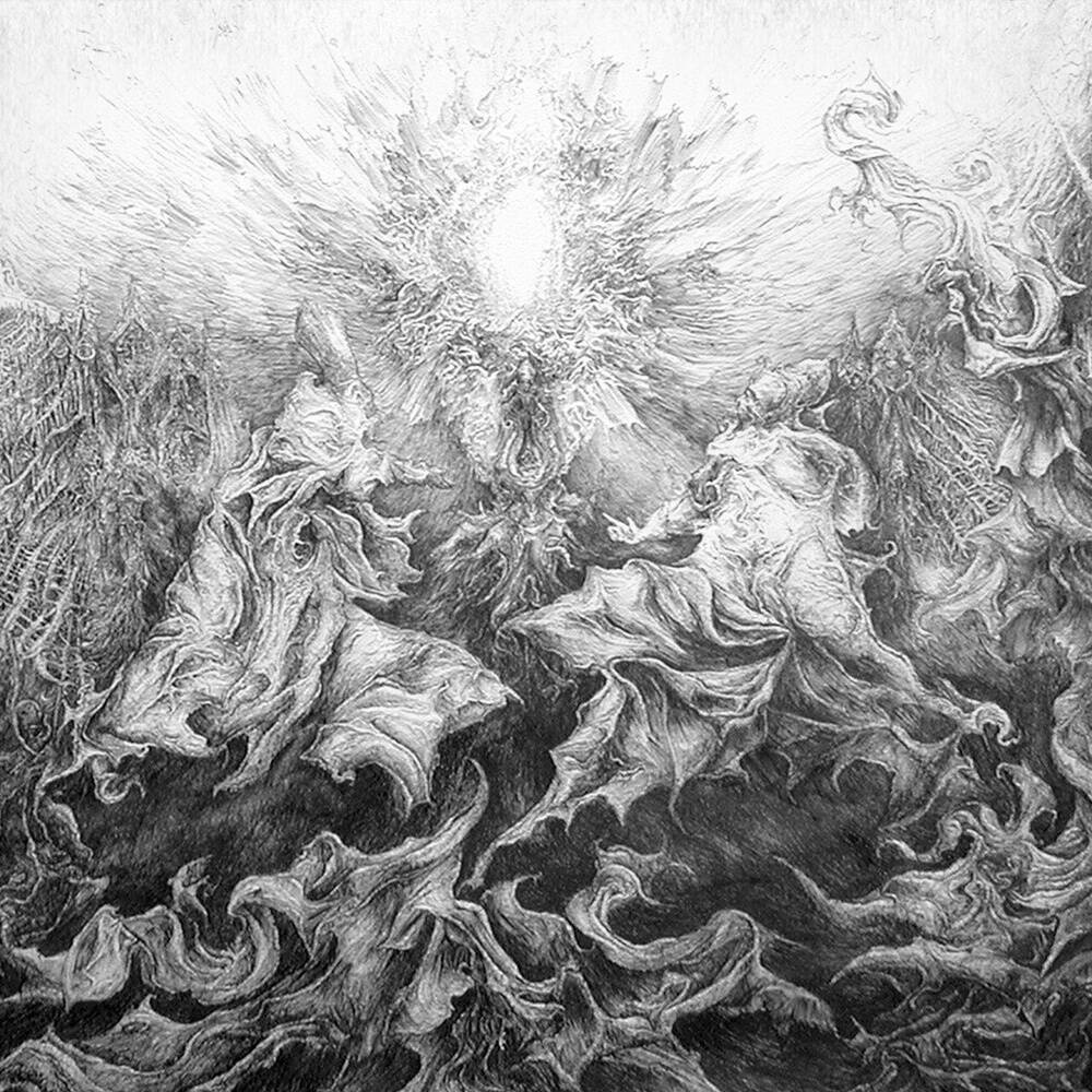 Pseudogod / Blaze of Perdition - In Void and Serpent the Spirit Is One