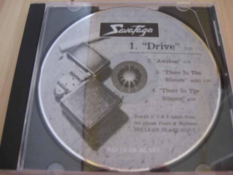 Savatage - Drive