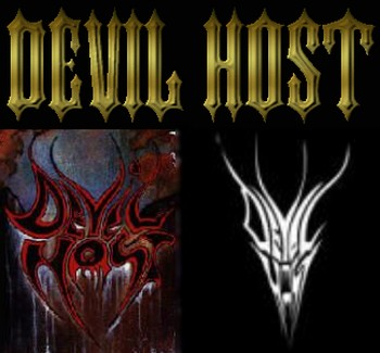 Devil Host - Logo