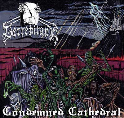 Decrepitaph - Condemned Cathedral