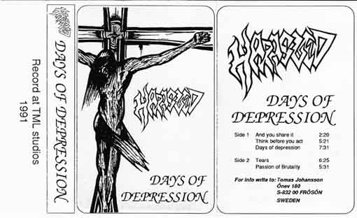 Harassed - Days of Depression