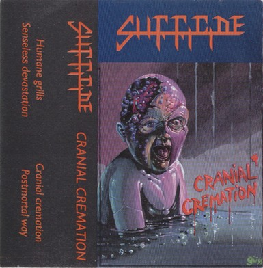 Sufficide - Cranial Cremation