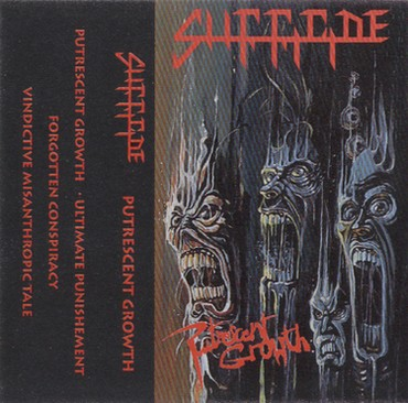 Sufficide - Putrescent Growth