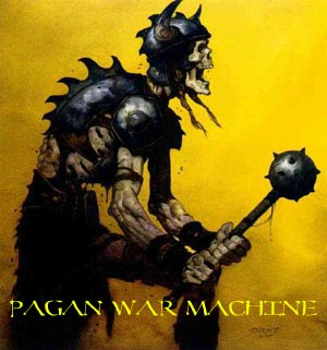 Pagan War Machine - Demo 2002