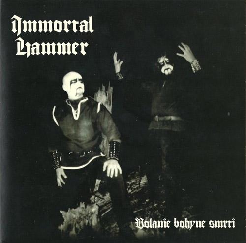 Immortal Hammer - Volanie bohyne smrti