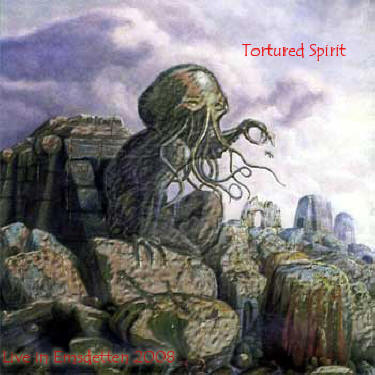 Tortured Spirit - Live in Emsdetten, Germany 2008