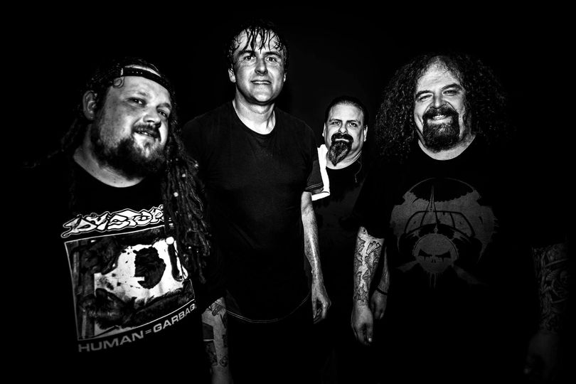 Napalm Death - Photo