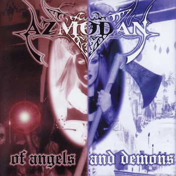 Of Angels And Demons cover (Click to see larger picture)