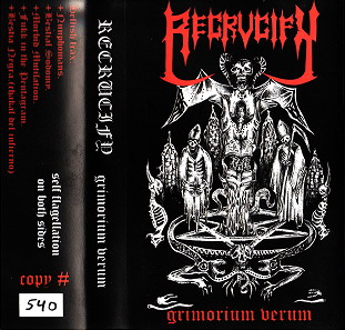 Recrucify - Grimorium Verum