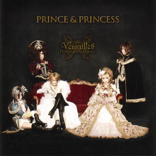 Versailles - Prince & Princess