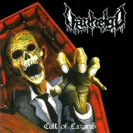 Vanhelgd - Cult of Lazarus