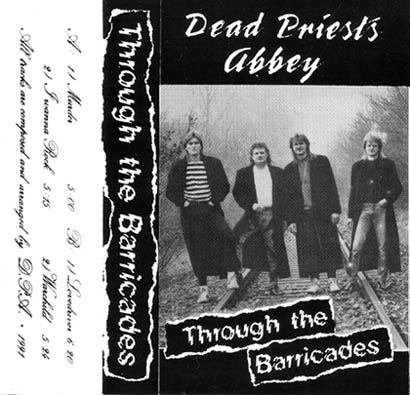 Dead Priests Abbey - Through the Barricades
