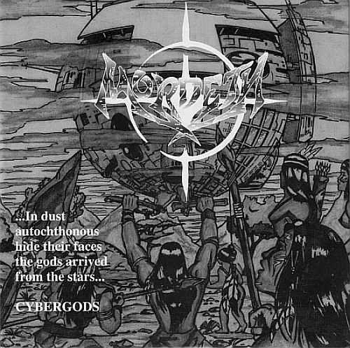Mordeth - Cybergods