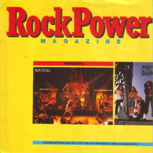 Sepultura / Atom Seed - Rock Power Magazine Presents