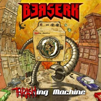 Berserk - Thrashing Machine