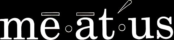 mē◦āt◦َus - Logo