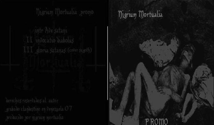 Nigrium Mortualia - Promo