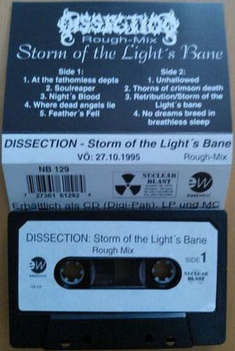 Dissection - Storm of the Light's Bane Rough-Mix
