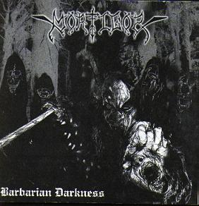Mortigor - Barbarian Darkness